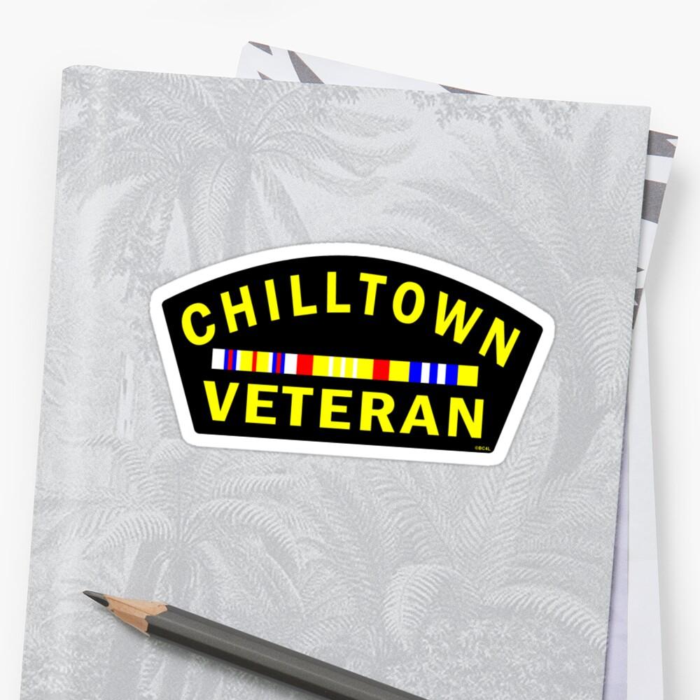 'Chilltown Veteran' by BC4L