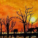 In die Afrika-son by Rina Greeff