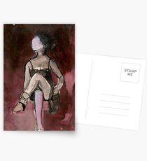 undress Postkarten