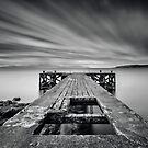 The Old Jetty by Brian Kerr