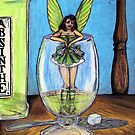 The Green Fairy by David Webb