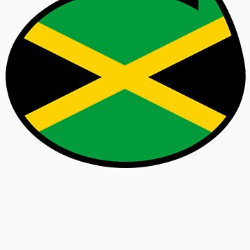 Jamaica Soccer / Football Fan Shirt / Sticker by funaticsport