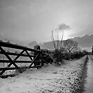 Closed is the gate to Spring by clickinhistory