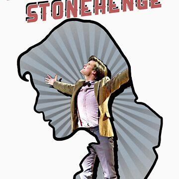 Hello Stonehenge by JellyDesigns