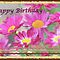 Birthday Card for Mother - Gorgeous Flower Cards