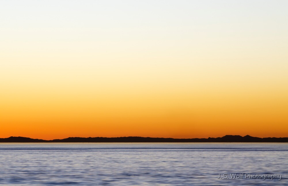 Open Water by jswolfphoto