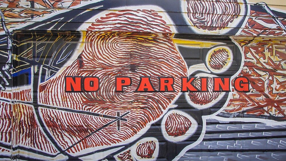 No Parking by kalikristine