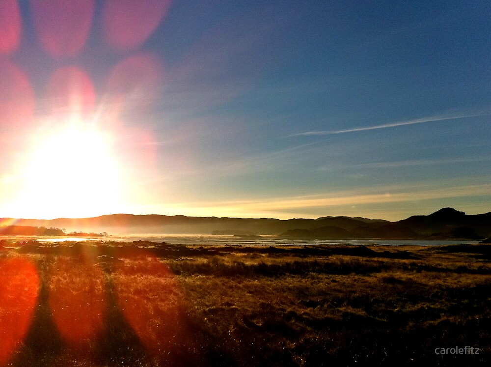 Frost in the Sun by Crinan by carolefitz