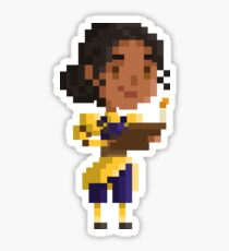 Pixel Josephine - Dragon Age Sticker