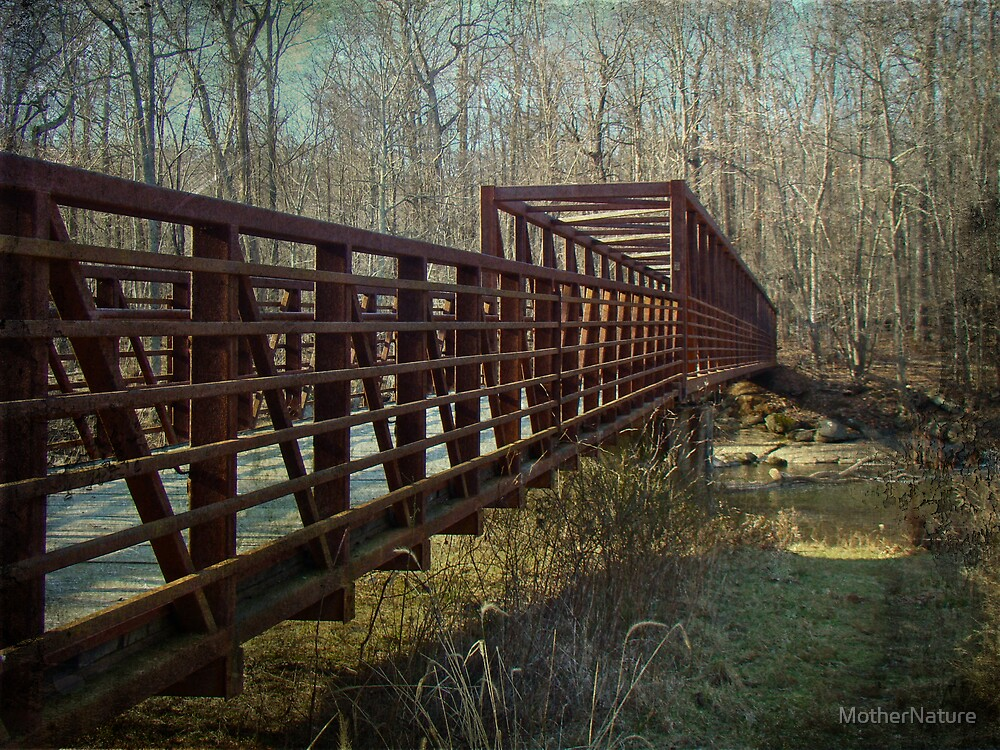 A Bridge Too Far by MotherNature