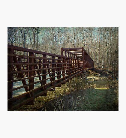 A Bridge Too Far Photographic Print