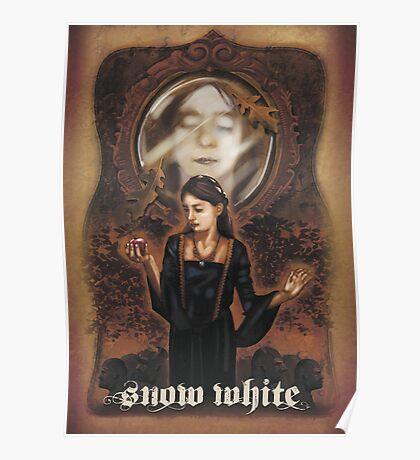Renaissance Snow White Poster