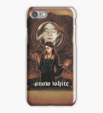 Renaissance Snow White iPhone Case/Skin