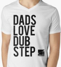 Dads Love Dubstep (black) T-Shirt