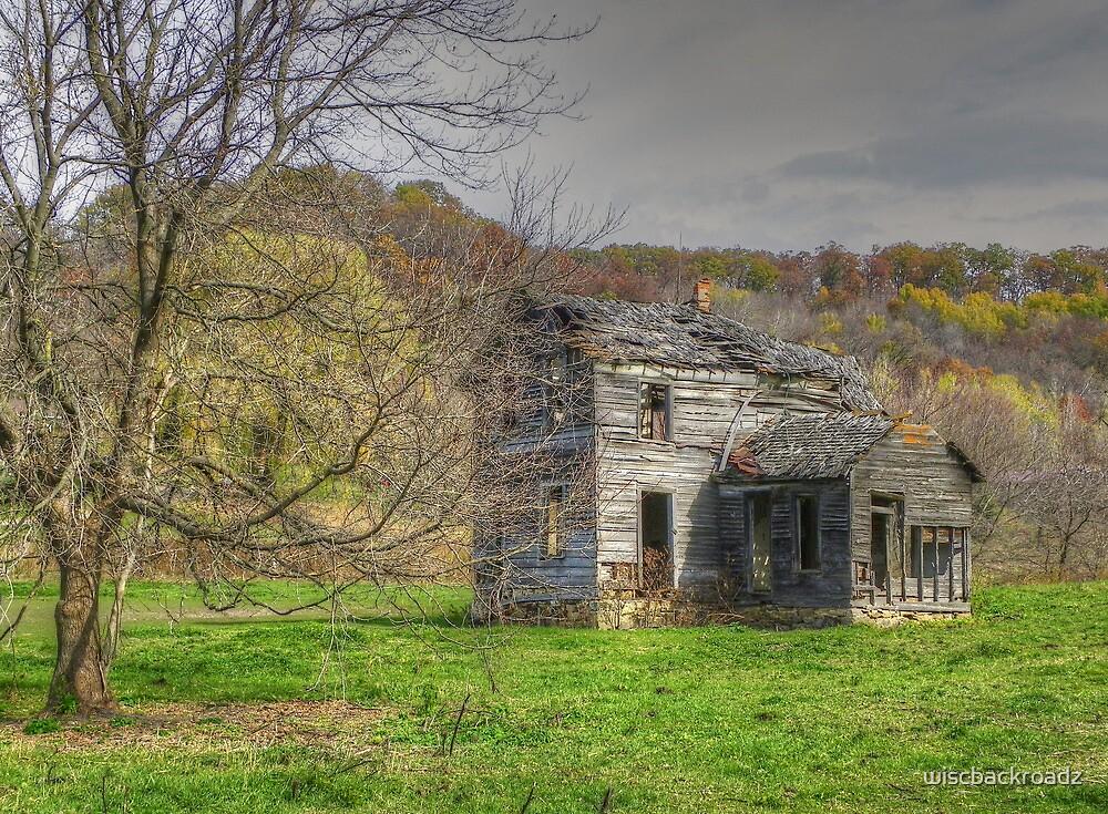 Little House on the Prairie by wiscbackroadz