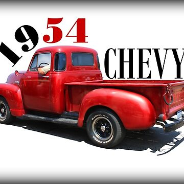 1954 Chevy by busyb