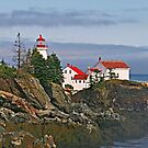 East Quoddy Lighthouse by Jack Ryan