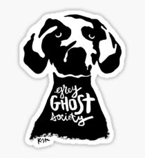 Grey Ghost Society : Original Sticker