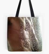 showered in light Tote Bag