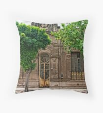 OLD COLONIAL 2 Throw Pillow
