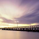 Wellington Point Jetty   by Maxwell Campbell