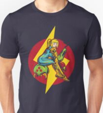 Femme Fatale Hunter - Red Edition Unisex T-Shirt