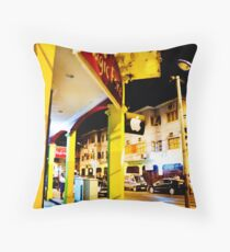 Apple Store? Throw Pillow