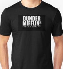 Dunder Mifflin the Office Unisex T-Shirt