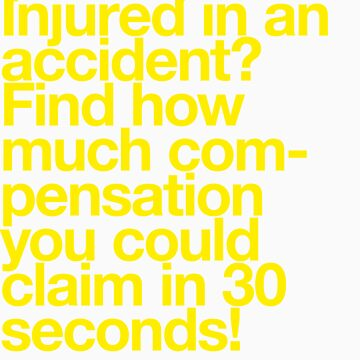 (Spam) Injured! (Yellow type) by poprock