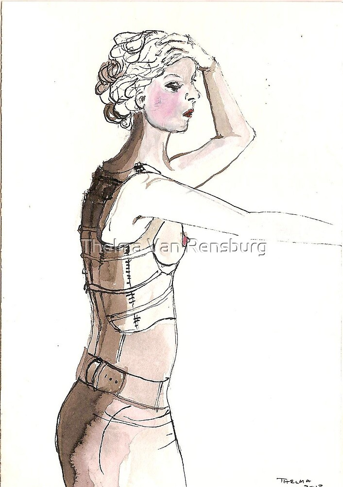 Bondage by Thelma Van Rensburg