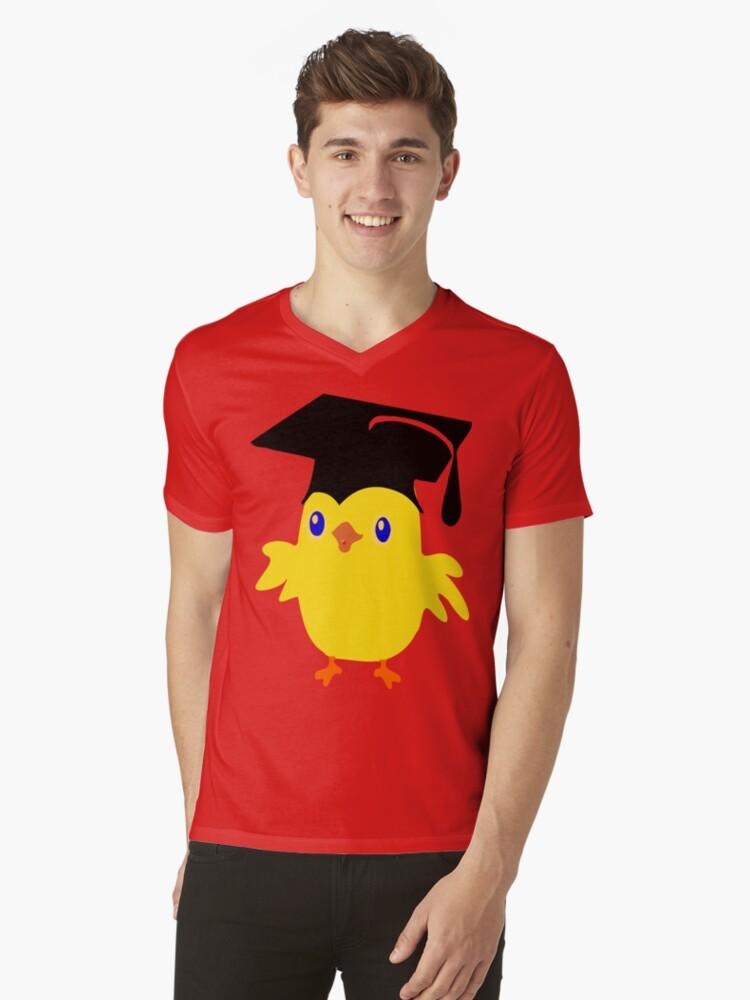 ღ°ټGorgeous Blue Eyed Nerd Chick on a Graduation Cap Clothing& Stickersټღ° by Fantabulous