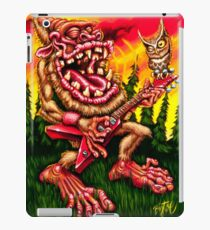 Backwoods Boogie by BigToe iPad Case/Skin