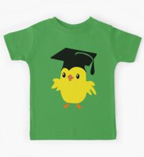 ღ°ټAdorable Nerd Chick on a Graduation Cap Clothing& Stickersټღ° Kids Clothes