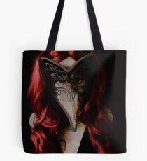 Plague Doctor -  Venetian Carnival Mask Tote Bag