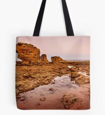 Rocky Point at Torquay Tote Bag