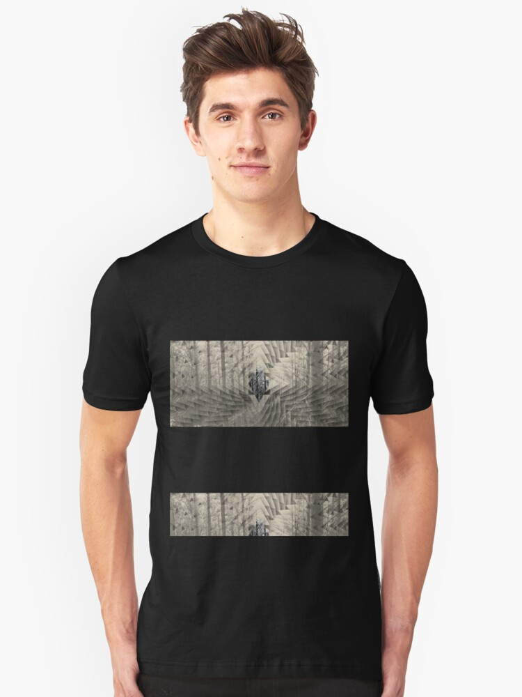 Forest Scales Unisex T-Shirt Front