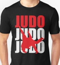Judo Slim Fit T-Shirt