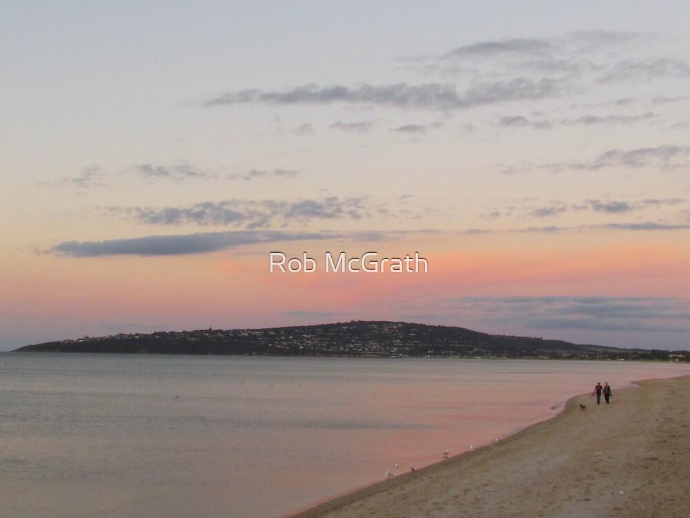 Dromana Sunset by Rob McGrath
