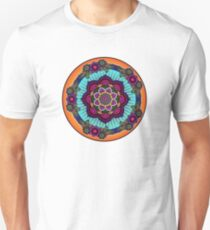Colorful Mandala T-Shirt