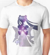 Princess Serenity - Purple Galaxy T-Shirt