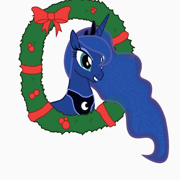 LunaRadio - Christmas Luna by Cheeseballer1