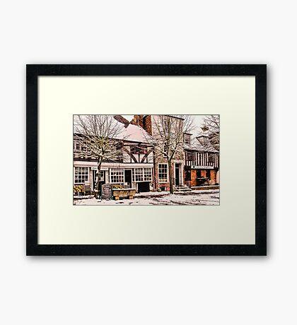 Lenham Framed Print