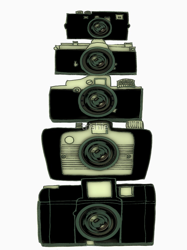 Towering cameras  by trishie