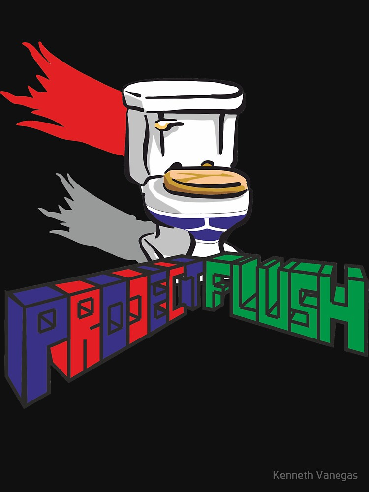 Project Flush by 07penakd