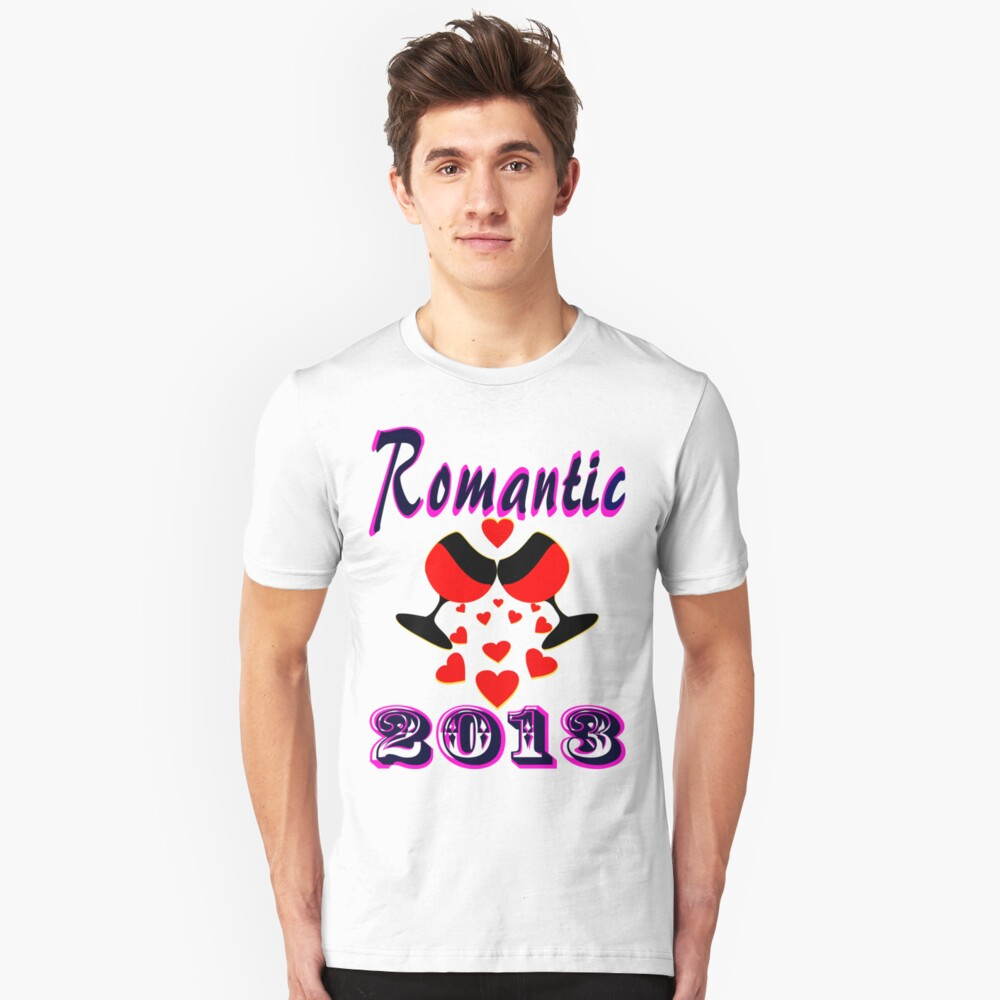 °•Ƹ̵̡Ӝ̵̨̄Ʒ♥Romantic 2013 Splendiferous Clothing & Stickers♥Ƹ̵̡Ӝ̵̨̄Ʒ•° Unisex T-Shirt Front