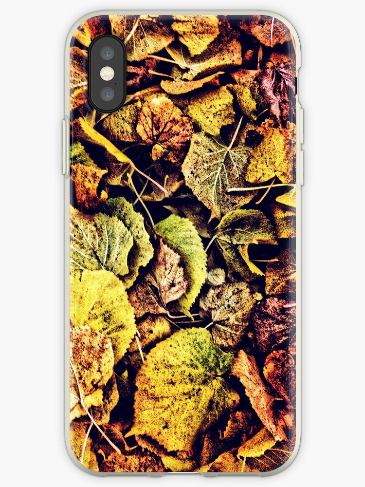 Autumn leaves by Alex & Louise Martin