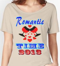 °•Ƹ̵̡Ӝ̵̨̄Ʒ♥Romantic Time 2013 Splendiferous Clothing & Stickers♥Ƹ̵̡Ӝ̵̨̄Ʒ•° Women's Relaxed Fit T-Shirt