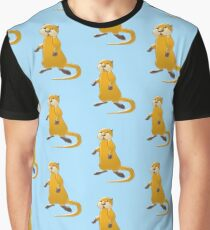 Sea Otter Graphic T-Shirt
