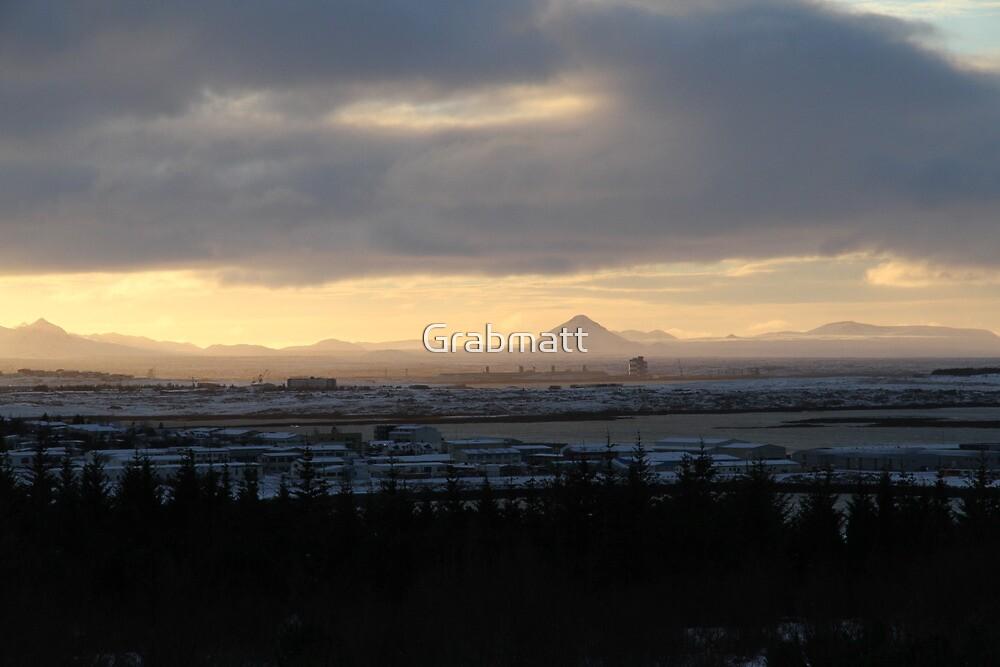 Volcanoscape by Grabmatt