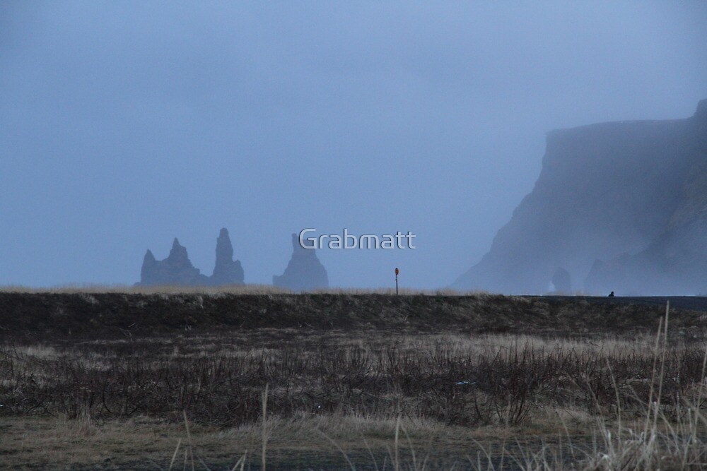 Vik Iceland by Grabmatt